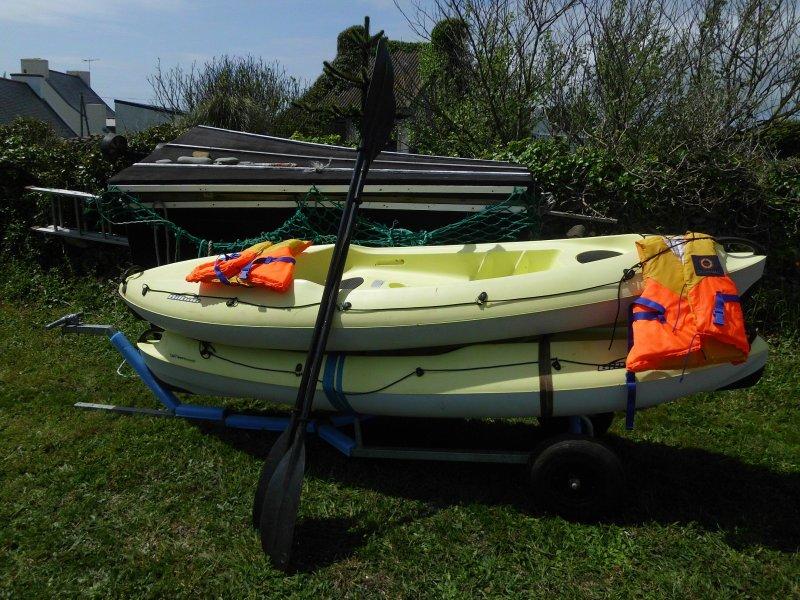 sea-kayaks