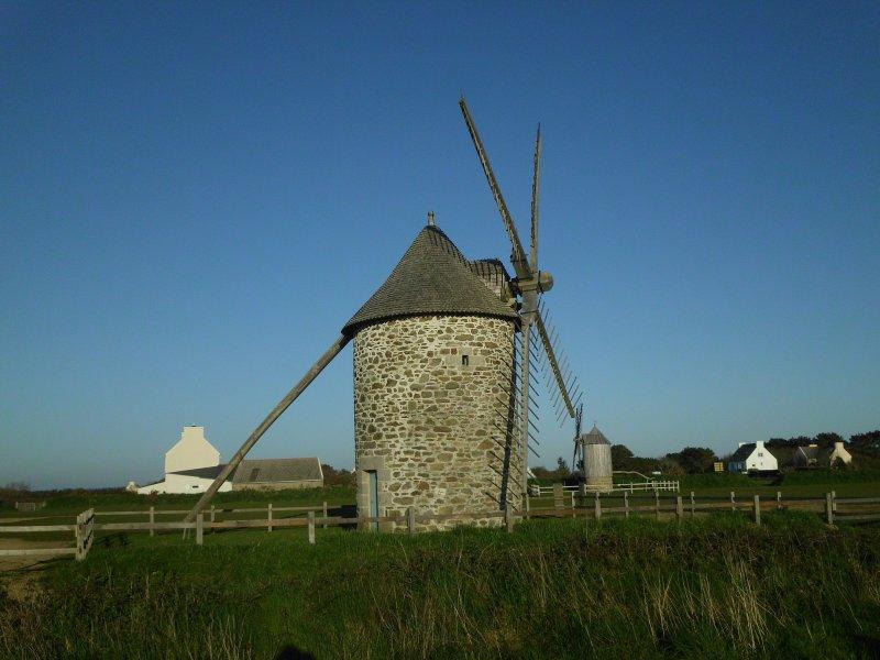 windmill-bretagne